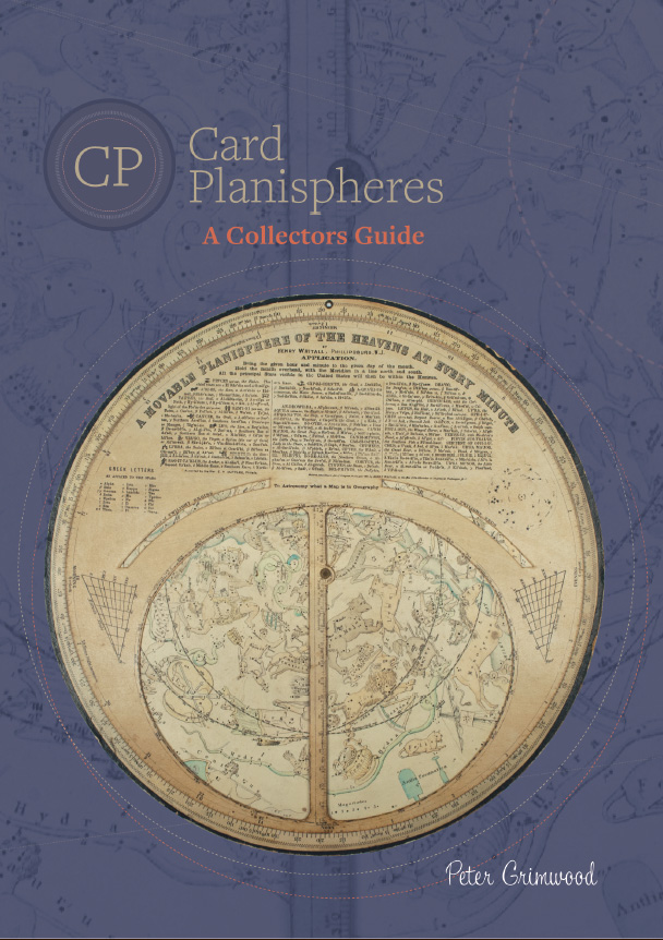 Card Planishperes book cover